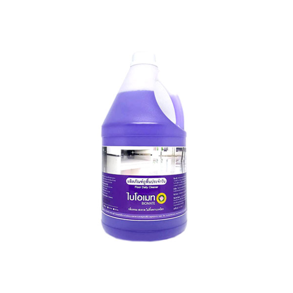 น้ำยาทำความสะอาดพื้น ไบโอเมท