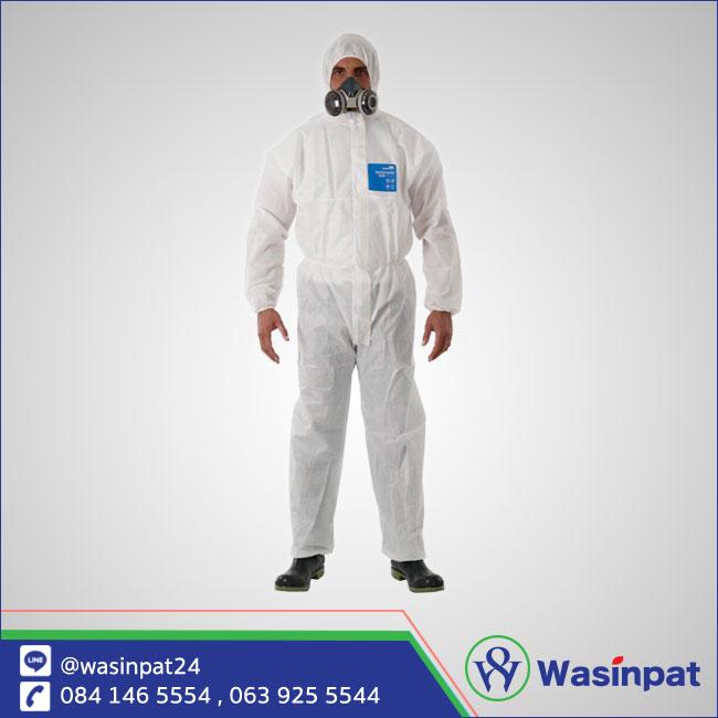ชุดป้องกันสารเคมี