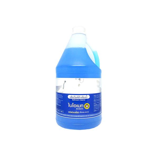 น้ำยาล้างห้องน้ำ biomate