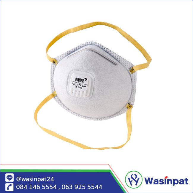 หน้ากากอนามัย N95 ป้องกันฝุ่น PM 2.5